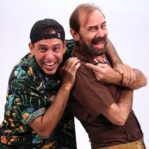 Lolo Bond y Berenjeno salen de los escombros en su nuevo show