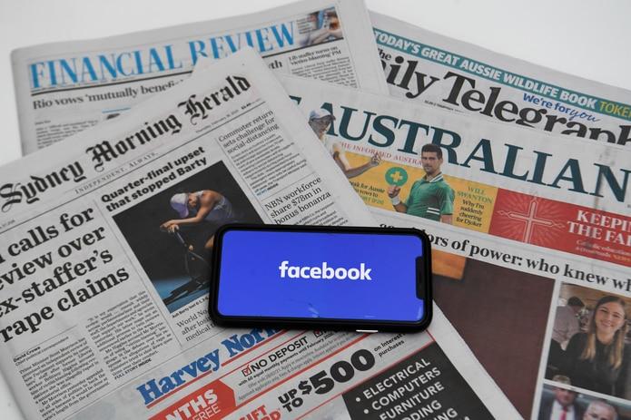 La colaboración de Facebook es una importante victoria en los esfuerzos de Australia por conseguir que las dos plataformas paguen por el contenido periodístico que utilizan.