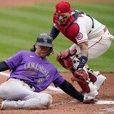 Yadier Molina se hizo sentir en su regreso a los Cardinals