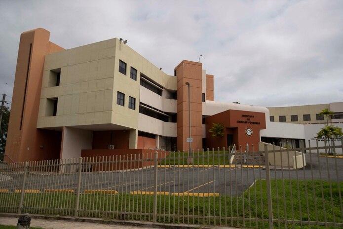 Instituto de Ciencias Forenses.