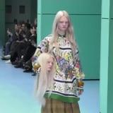 "Gucci lleva modelos ""decapitadas"" a Milán"
