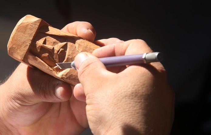 """""""La artesanía es una de las expresiones artísticas más preciadas que presenta nuestra identidad cultural y tradiciones"""", dijo el director del ICP."""