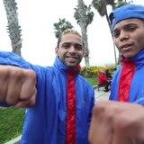 Listos los boxeadores boricuas en Lima
