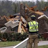 Impactante vídeo tras serie de tornados en Alabama y Georgia