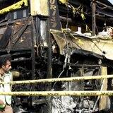 Bomba estalla en puesto de control en Damasco
