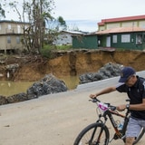 Todavía hay familias incomunicadas en Añasco