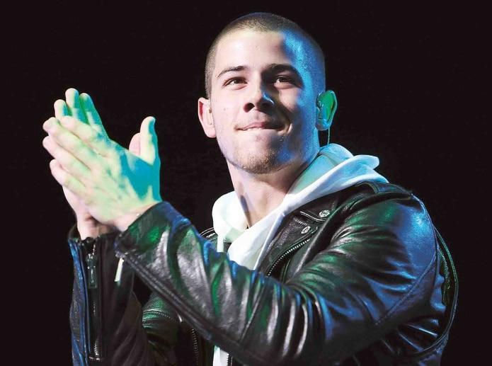 Nick Jonas buscó explotar su faceta más sensual en esta producción. (Archivo GFR Media)