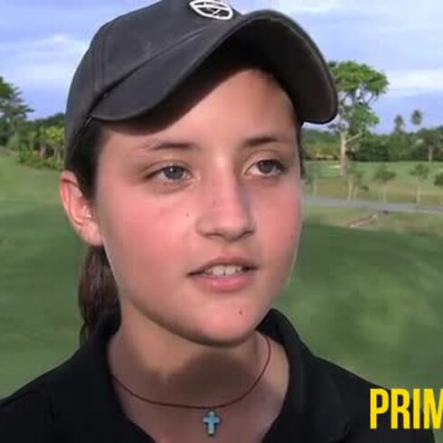 Diana Camila Vélez: talento singular en el golf