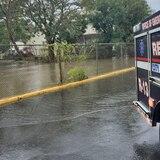 Asoma un día lluvioso y con altas probabilidades de inundaciones