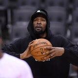 Kevin Durant volverá a la cancha para enfrentar a su antiguo equipo de los Warriors