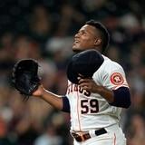 Houston dominó a los Red Sox y tiene cuatro triunfos consecutivos