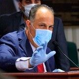 Representante Juan Oscar Morales arroja positivo a coronavirus