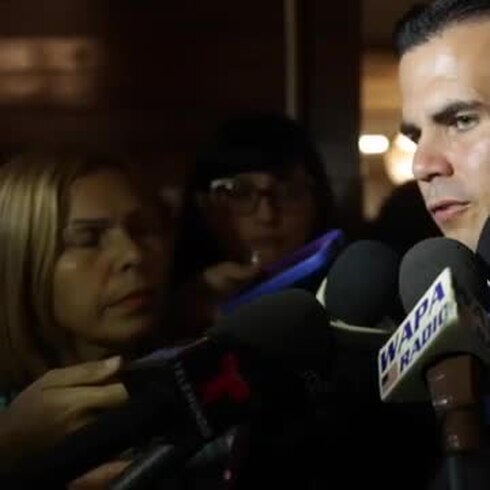 Ricky Rosselló reacciona al indulto de Óscar López