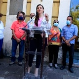 Líder de las Mujeres Populares reta a Carmelo Ríos a convocar marcha a favor de LUMA