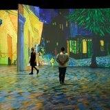 """""""Beyond Van Gogh: The Immersive Experience"""" se extiende hasta el 19 de diciembre"""