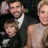 Enormes los nenes de Shakira y Piqué