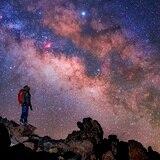 Detectan señales de radio insólitas desde centro de la Vía Láctea
