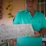 Familiares esperan año y medio por los restos de doña Belén
