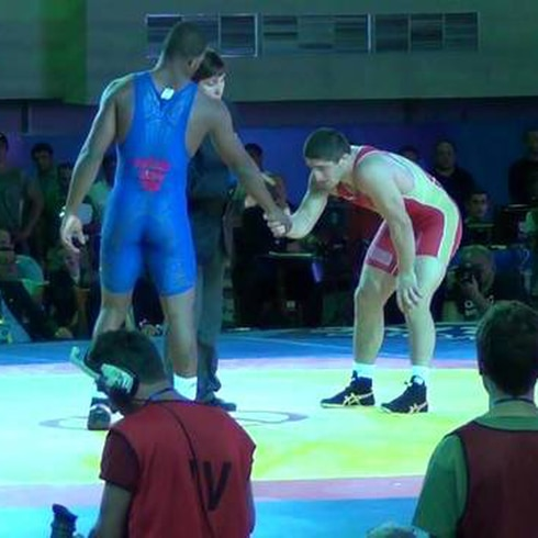 Final del Mundial 2014: Sadulaev vs. Salas