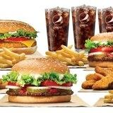 Burger King acepta que aumentó algunos precios de sus combos