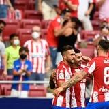 Gol de Correa deja al Atlético de Madrid como líder, empatado del Real Madrid
