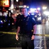 Aumentan los policías que se retiran en Nueva York en medio protestas por abuso