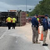 Reabren el tránsito en la autopista PR-22 en Vega Baja