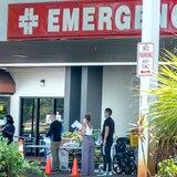 Crisis en algunos hospitales de Estados Unidos por aumento de COVID-19