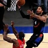 Los Knicks tienen una cadena de seis victorias