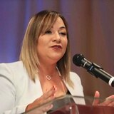 Alcaldesa de Morovis lleva dilema del agua potable hasta La Fortaleza