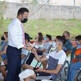Villalba es el primer municipio en alcanzar la inmunidad de rebaño