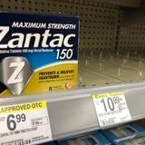 FDA solicita eliminar Zantac del mercado