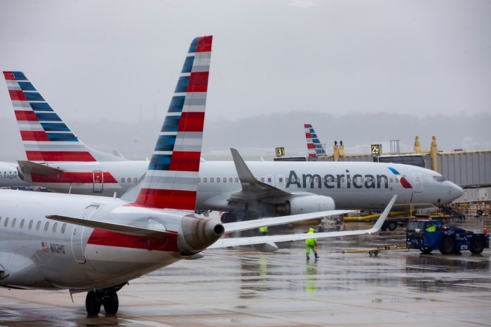 Actualmente, American Airliens opera 16 vuelos diarios desde Puerto Rico a los mercados de Miami, Chicago, Dallas, Charlotte y Filadelfia.