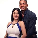 Félix Verdejo y su pareja no dejan de sonreír por la llegada de una niña