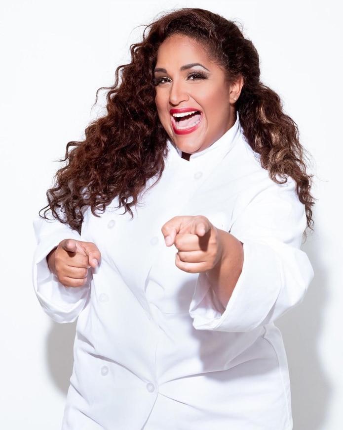 La chef Noelian Ortiz comparte cinco recetas simples.