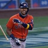 Los Astros consideran la idea de cambiar a Carlos Correa