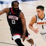 Vuelven a perder los Rockets a pesar de los 34 puntos de James Harden