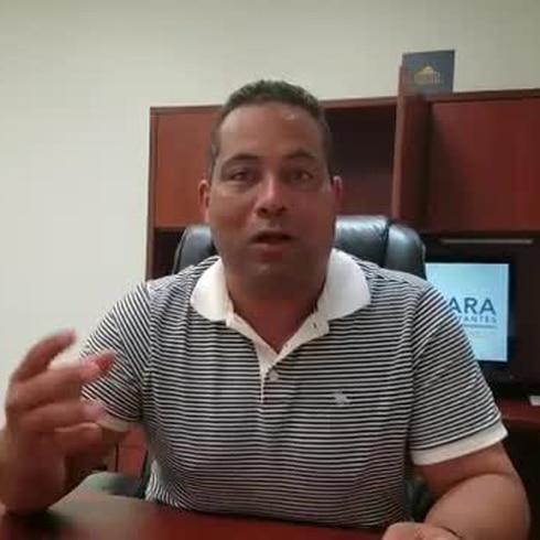 """Representante Reinaldo Vargas asegura que está """"constantemente trabajando"""""""