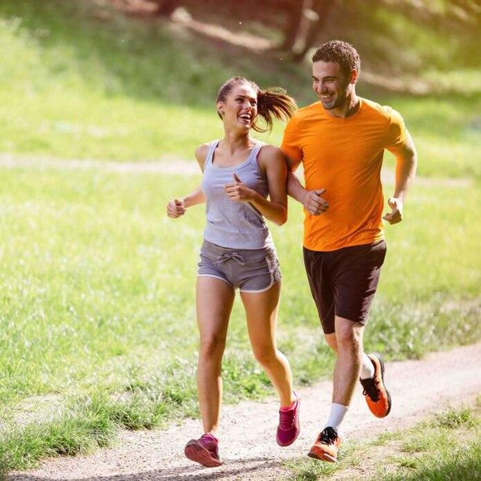 Quienes padecen de asma inducido por el ejercicio físico tienen posibilidades de hacer ejercicio y deben hacer ejercicio con regularidad. (Shutterstock)