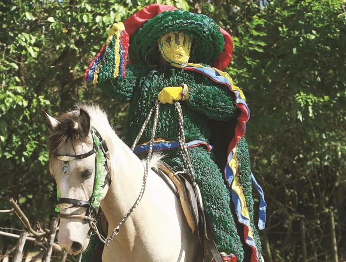 Este fin de semana es el Festival de las Máscaras de Hatillo. (Archivo)