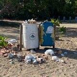 Recursos Naturales recuerda no dejar basura en la playa