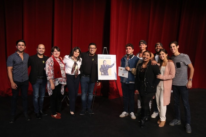 El beneficio será para estudiantes de tercero o cuarto año matriculados en un programa de drama o teatro.
