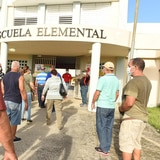 Retrasos en centro de votación en Río Grande