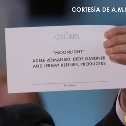 Tremendo huevo en los Oscar