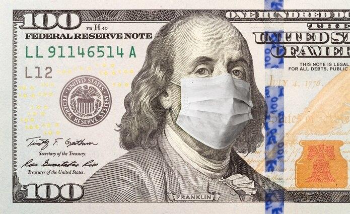 money dinero pandemia