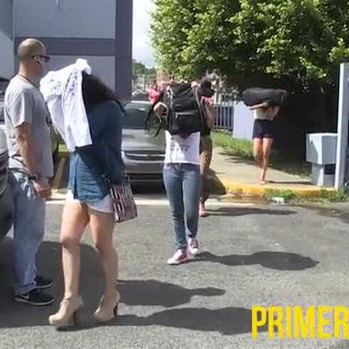 Arrestos por prostitución