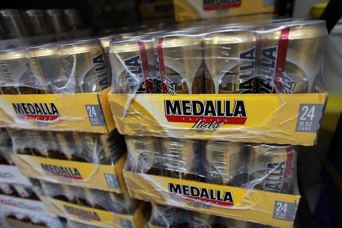 Cervecera de Puerto Rico vende cerca de ocho millones de cajas de latas de cerveza al año, lo que representa un aproximado de 184 millones de latas vendidas al año.