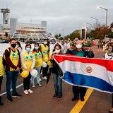 Flores y rezos reciben las reliquias de la única beata de Paraguay