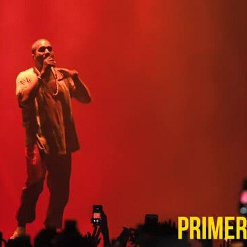 Kanye West internado en un ala de psiquiatría