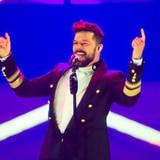 Ricky Martin abre tercera función en el Choliseo